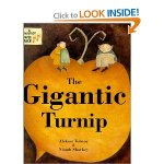 The Gigantic Turnip by Aleksei and Tolstoy